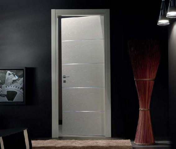 Porte da interni open design infissi alluminio pvc for Design moderno interni